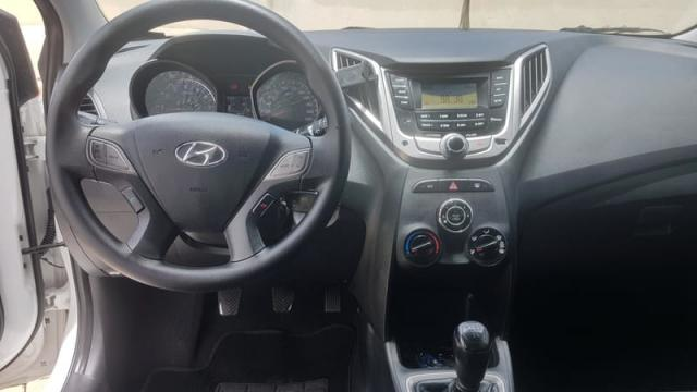 Hyundai Hb20s 1.6 Comfort Plus 16v Flex 4p Manual 2014 - Foto 9