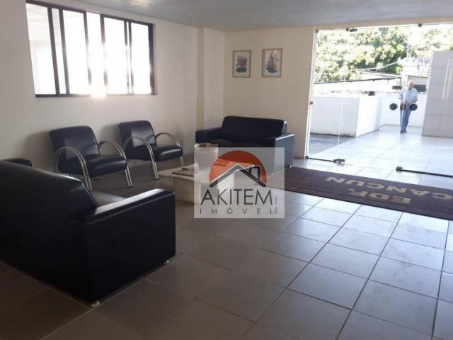 Apartamento com 1 quarto à venda, 40 m² por R$ 149.990 - Rio Doce - Olinda/PE - Foto 3