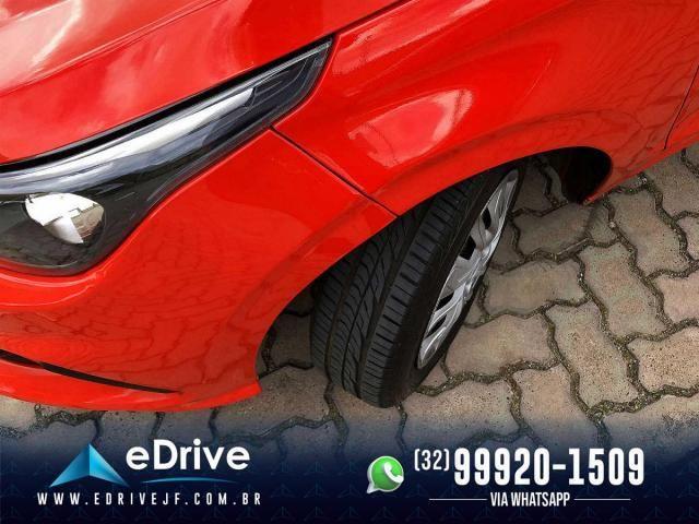 Fiat Argo Drive 1.0 6V Flex - IPVA 2021 Pago - 4 Pneus Novos - Sem Detalhes - 2020 - Foto 9