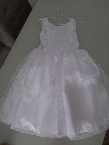 Vestido infantil abc/festa  - Foto 3