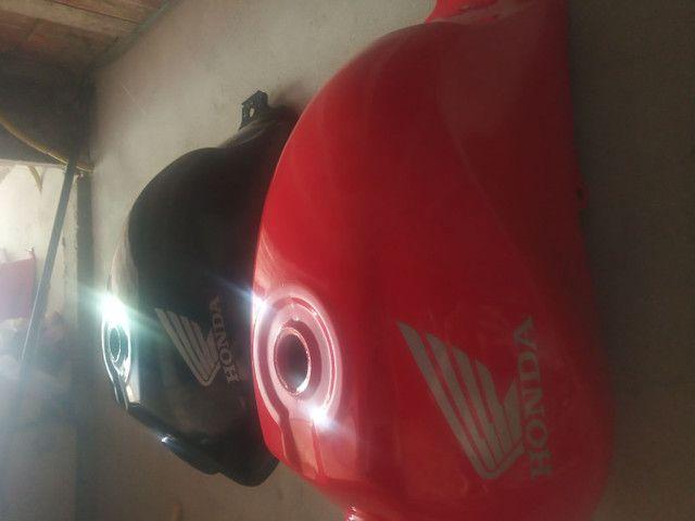 Tanque de combustível 125 Honda - Foto 3