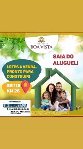 Loteamento Boa Vista, adquira já o seu lote com excelente localização!! - Foto 5