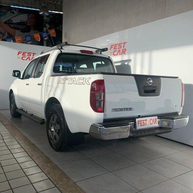 Nissan Frontier 2.5 SV 4x2 Attack 2014 Diesel Manual *Extra! (81) 9 9124.0560 Brenda - Foto 11