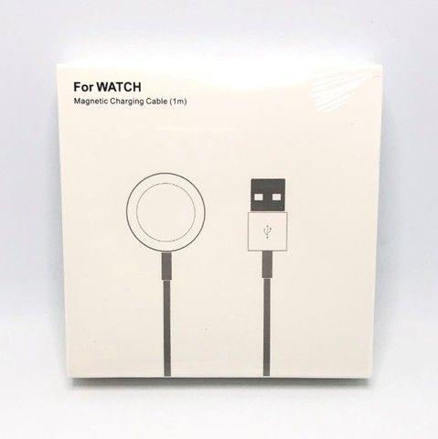 Cabo Base Carregador Magnético Apple Watch Series 1 2 3 4 Novo na Caixa Lacrada