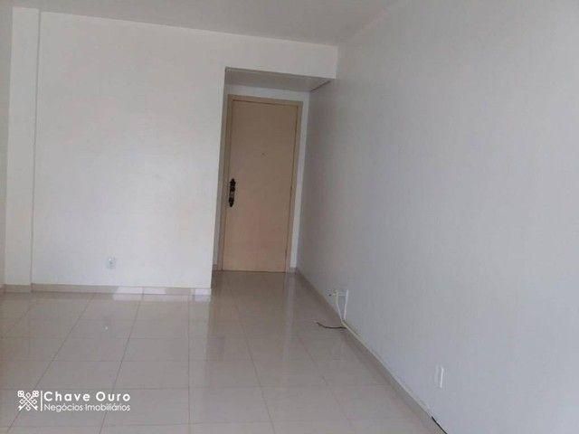 Apartamento com 2 dormitórios para alugar, 95 m² por R$ 1.100,00/mês - Centro - Cascavel/P - Foto 4