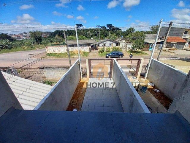 Sobrado com 3 dormitórios à venda, 100 m² por R$ 289.000,00 - Sítio Cercado - Curitiba/PR - Foto 15