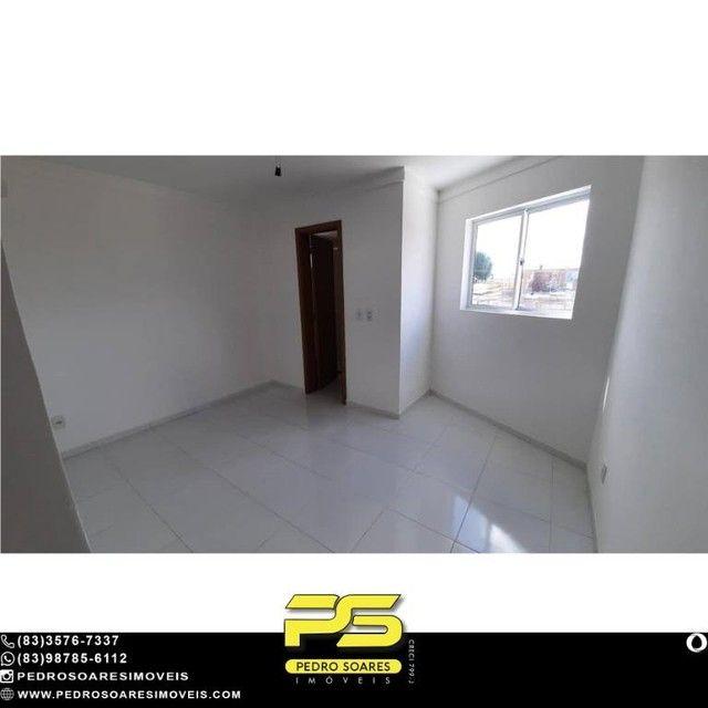 Apartamento com 2 dormitórios à venda, 66 m² por R$ 178.000 - Castelo Branco - João Pessoa - Foto 8