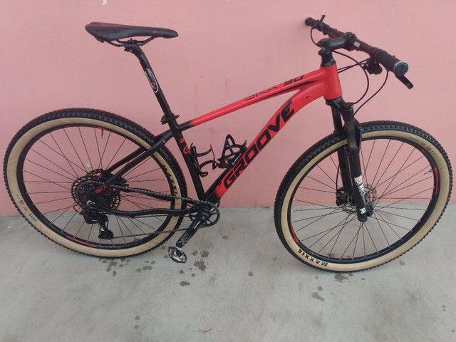 Bicicleta Groove SKA 90 valor 6000,00 - Foto 5