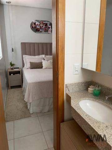 Apartamento com 2 dormitórios à venda, 64 m² por R$ 330.000,00 - Setor Leste Vila Nova - G - Foto 5