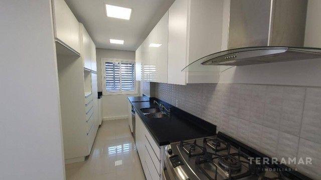 Apartamento com 3 dormitórios para alugar, 115 m² por R$ 5.000,00/mês - Centro - Novo Hamb - Foto 5