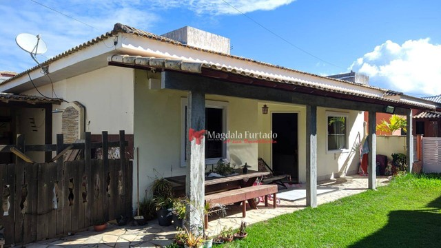 Casa com 2 dormitórios à venda, 84 m² por R$ 220.000,00 - Terramar (Tamoios) - Cabo Frio/R