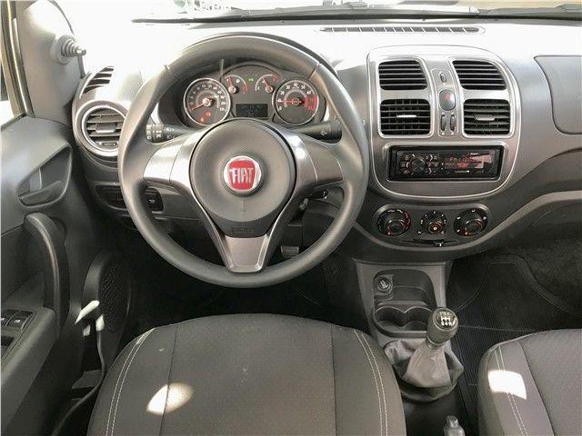 Fiat Grand siena 2021 1.4 mpi attractive 8v flex 4p manual - Foto 4