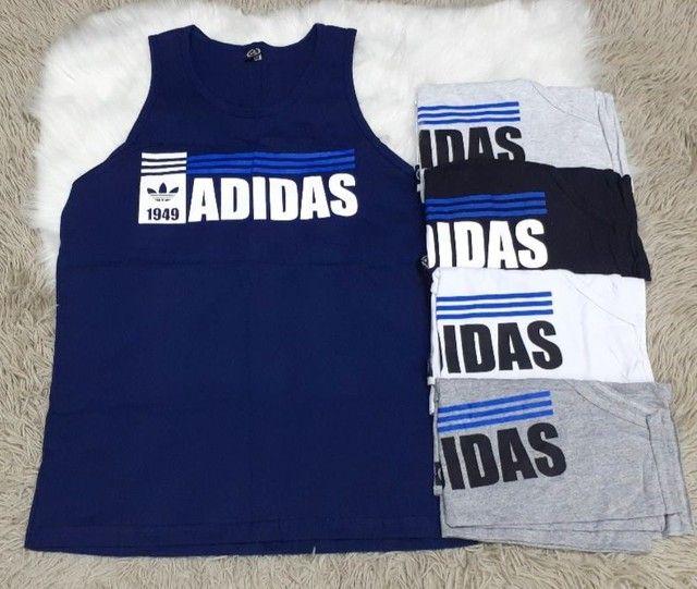Camisas regatas  - Foto 2