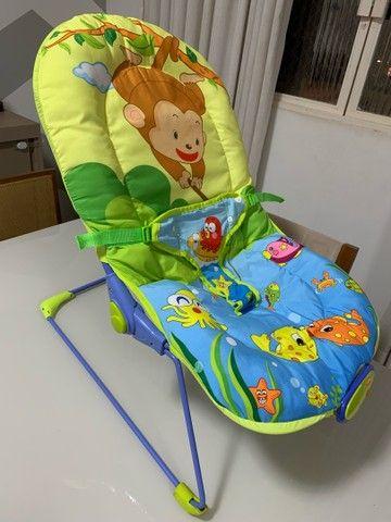 Cadeira de Descanso Baby Style Lite Aqua - 0 a 11kg - Foto 2