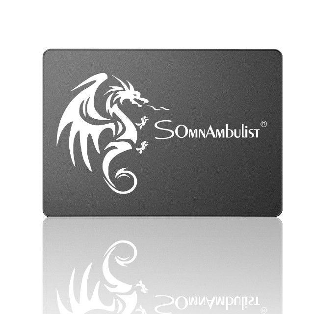 SSD 64/120/128/240/256/480 - Entrega gratuita em SP*! - Foto 2