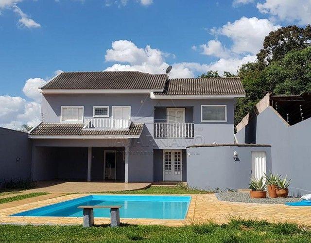 Casa para alugar com 4 dormitórios em Uvaranas, Ponta grossa cod:L5627