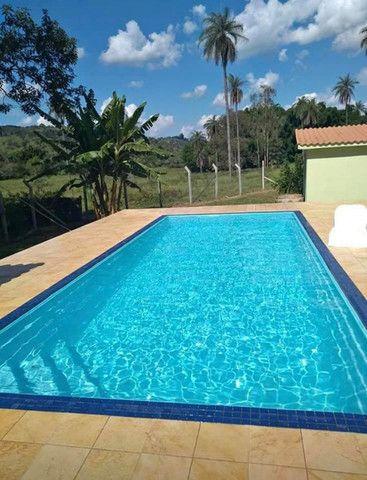 LS - Lazer em família -piscina de fibra 5,60 x 2,90 x 1,10 - Foto 3