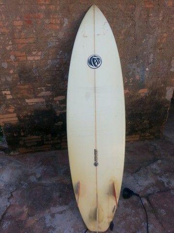 Prancha de surf Nilton Andrade 6'4 - Foto 2