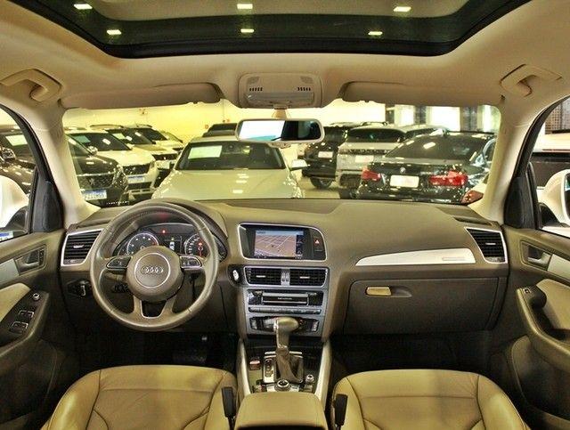 Audi Q5 QUATTRO TFSI AMBIENTE GASOLINA 4P AUT - Foto 3