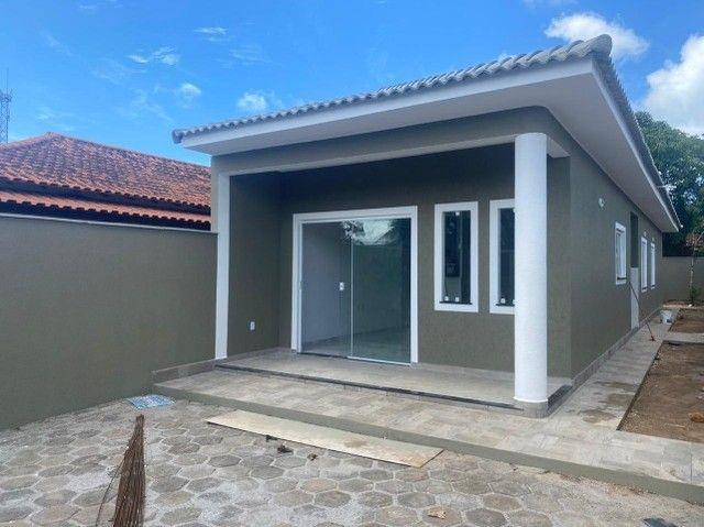 Casa 3 Quartos com Suíte - Itaipuaçu