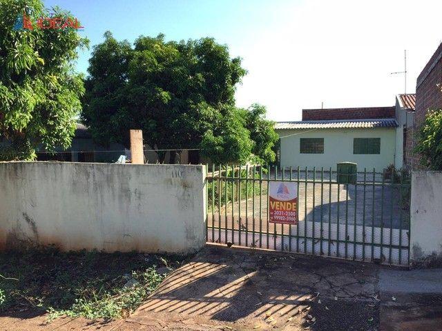 Casa com 2 dormitórios à venda, 75 m² por R$ 220.000,00 - Jardim São Francisco - Maringá/P