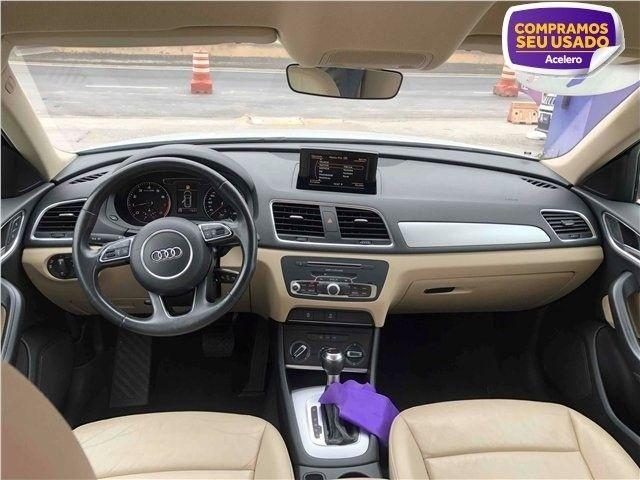 Audi Q3 1.4 Tfsi ambiente gasolina 4pstronic branco 16/17 R$111.300,00 km 95.684*Jéssica* - Foto 4