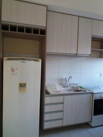 Apartamento 2 quartos todo Mobiliado