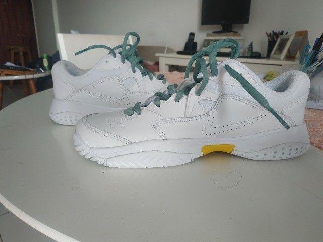 Tenis Nike Lite Court 2 Feminino Tamanho 36/37