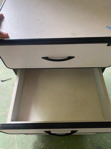 Armário de 3 gavetas para escritório - Foto 5