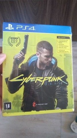 Cyberpunk PS4 LACRADO