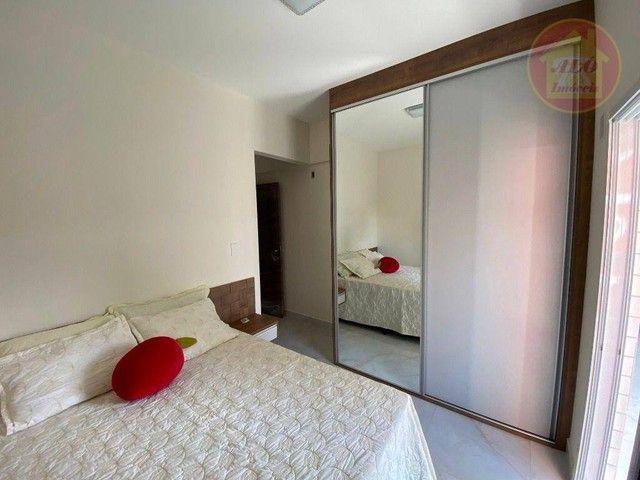 Apartamento com 2 dormitórios à venda, 70 m² por R$ 359.000 - Tupi - Praia Grande/SP - Foto 14