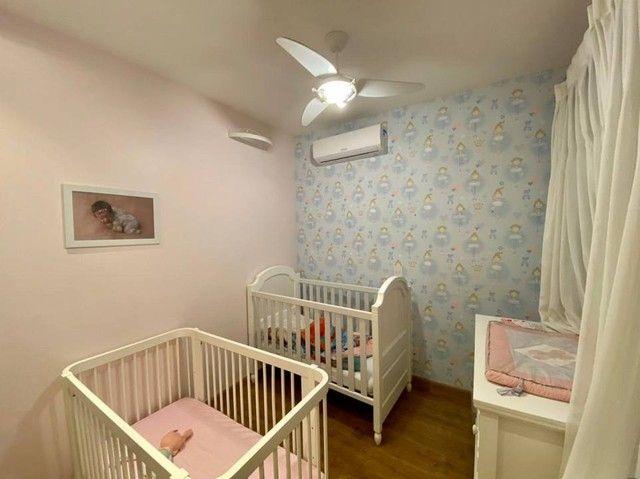 Apartamento no Edifício Square Residence - Plaenge, 132 m², 3 suítes - Foto 12
