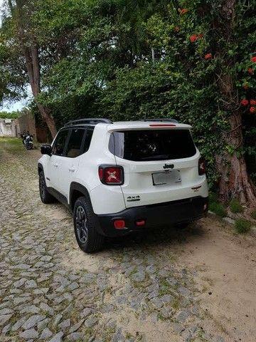 Jeep Renegade Trailhawk 2.0 turbo diesel 4x4 automático particular muito novo - Foto 2