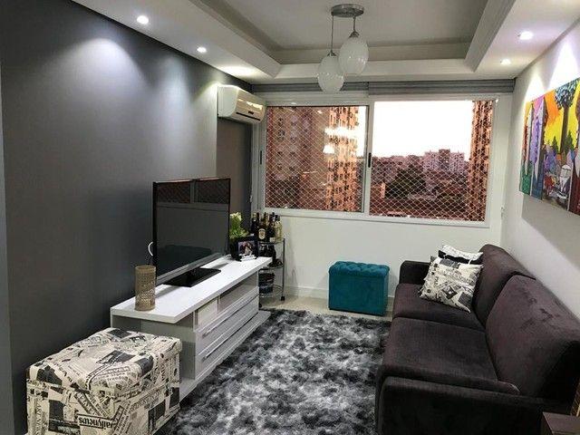 Apartamento 3 Dormitórios, todo mobiliado - MARAVILHOSO  - Foto 2