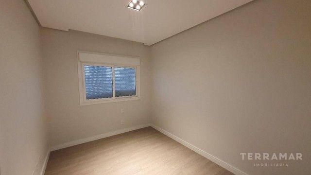 Apartamento com 3 dormitórios para alugar, 115 m² por R$ 5.000,00/mês - Centro - Novo Hamb - Foto 10