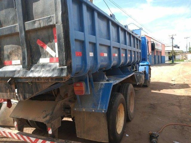 Vendo esse caminhão/caçamba  - Foto 4