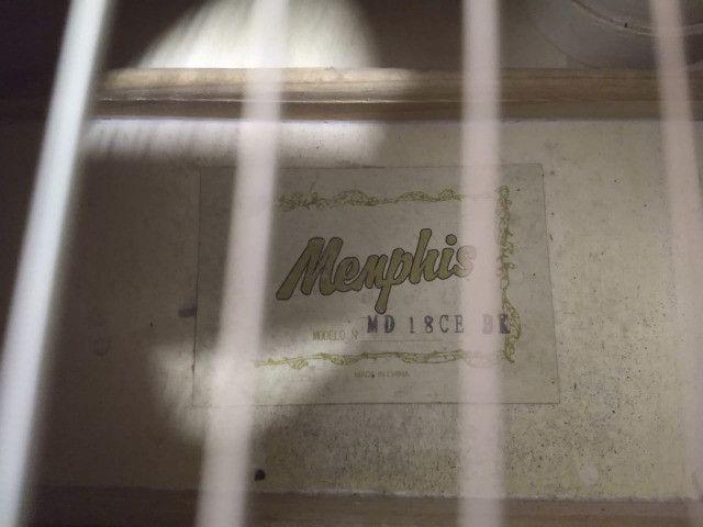 Violão Elétrico Memphis by Tagima modelo Folk MD 18 - Foto 5