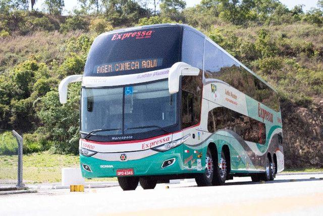 Onibus DD New G7 Scania 2018 - Foto 3