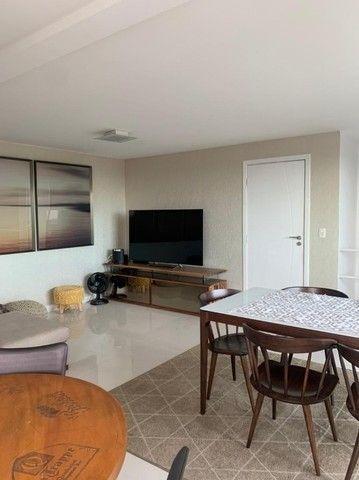 Alugo Cobertura Duplex no Cond. Ocean Park  com 260m2, 4 qtos, com Deck e Piscina. - Foto 5