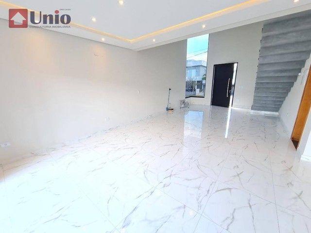 Casa com 3 dormitórios à venda, 207 m² por R$ 1.350.000,00 - Loteamento Residencial e Come - Foto 8