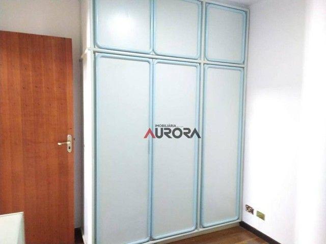 Sobrado com 4 dormitórios para alugar, 370 m² por R$ 5.700,00/mês - Araxá - Londrina/PR - Foto 20