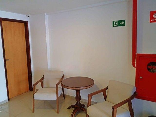 Apartamento à venda com 1 dormitórios em Bancários, João pessoa cod:008433 - Foto 12