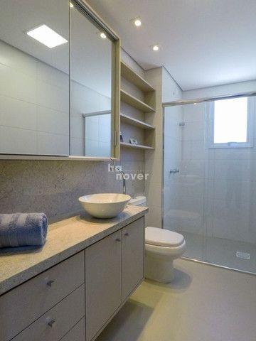 Apto à Venda Mobiliado com 3 Dormitórios e 2 Vagas - Bairro Lourdes - Foto 19