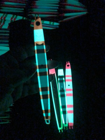 Iscas Artificiais Jigs - Foto 2