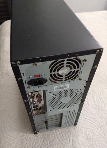 PC desktop para uso básico ou aproveitamento de peças - Foto 4