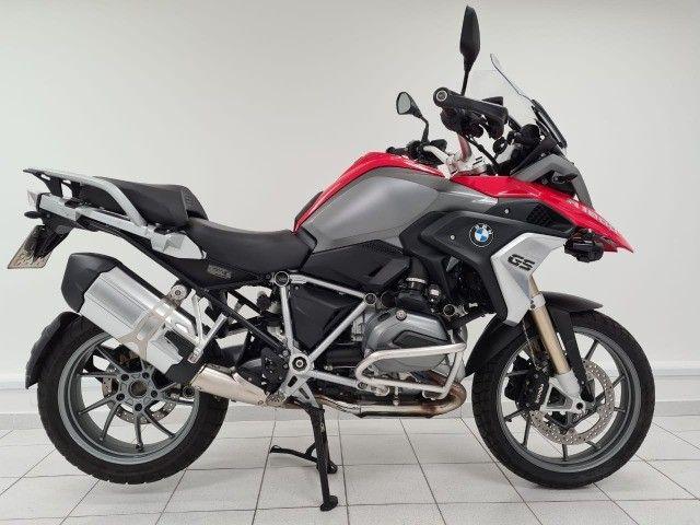 R 1200 GS 2017 - Reação Suzuki