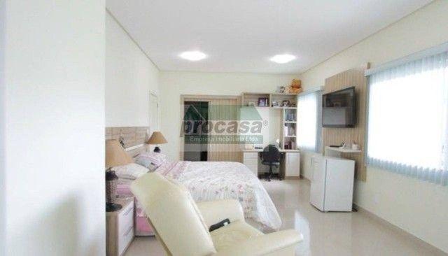 Casa com 4 suites p/ alugar na Ponta Negra em condominio fechado - Foto 6