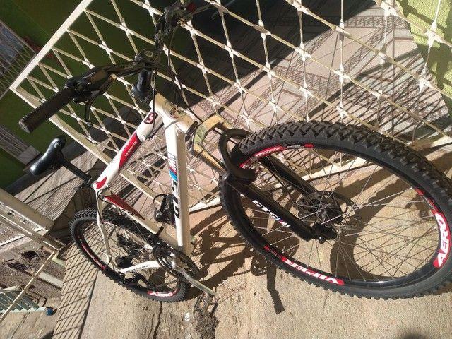 Linda bike GTS m1 advanced aro 26 semi zero 1100$ - Foto 3