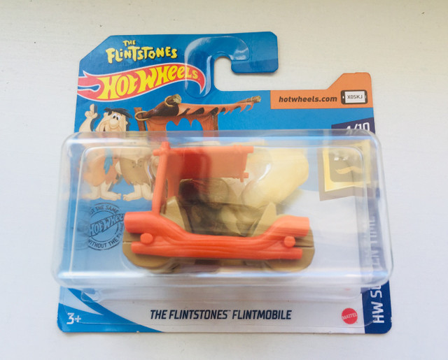Hot Wheels Flintstones Batman  - Foto 4