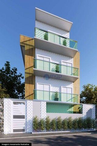 Apartamento com 2 dormitórios à venda, 47 m² por R$ 279.000 - Vila Dom Pedro II - São Paul